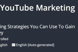 Facebook, Twitter And YouTube Marketing Download