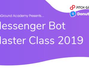 [GET] Messenger Bot Mastery 2019