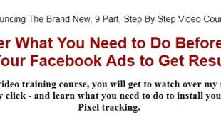 Facebook Ad Tracking Download