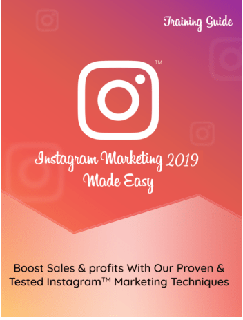 Instagram Marketing 2019 Download