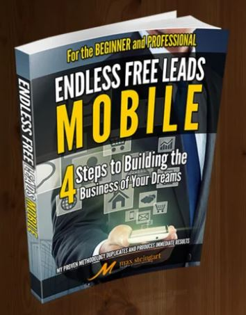 Max Steingart - Endless Free Leads Mobile Download