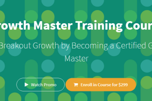 Sean Ellis – Growth Master Training Course Download