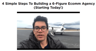 TAI LOPEZ - 6-Figure Ecomm Agency Download