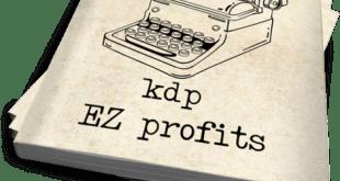 KDP EZ Profits Download
