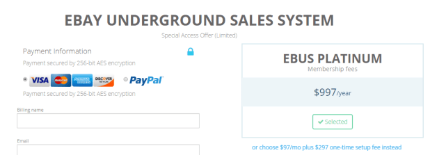 Roger and Barry – eBay Underground Sales (eBus) Download