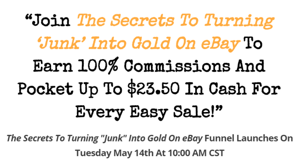 Will P. Allen - Secrets To Turning Junk Into Gold