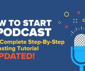 [SUPER HOT SHARE] How to Start a Podcast in 2019: Pat's Complete Step-By-Step Podcasting Tutorial Download