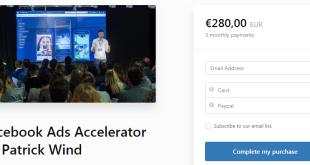 Patrick Wind - Facebook Ads Accelerator 2019 Download