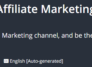 [GET] The Complete Guide to Affiliate Marketing for Advertisers Download