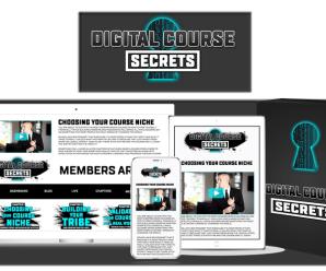 [SUPER HOT SHARE] Kevin David – Digital Course Secrets 2019 Download