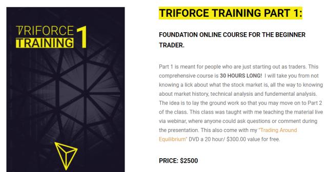 Matthew Owens - Triforce Training Part 1 Download