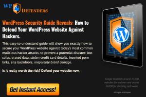 WPDefenders - Ultimate WordPress Security Manual 2019 Download
