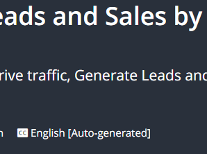 [GET] Drive traffic, Generate leads and Sales by sharing links Download