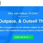 Helium 10 Elite – Amazon FBA Mastermind Download