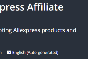 Make Money with Aliexpress Affiliate Program Download