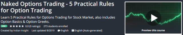 Naked Options Trading - 5 Practical Rules for Option Trading Download