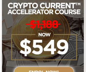[SUPER HOT SHARE] Piranha Profits – Cryptocurrency Trading Course: Crypto Current Download