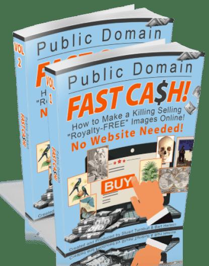 Stuart Turnbull - Public Domain Fast Cash + OTO 1 Download