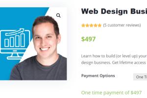 Josh Hall - Web Design Business Course Download