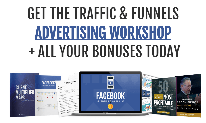 The Traffic & Funnels FB Advertising Workshop Download