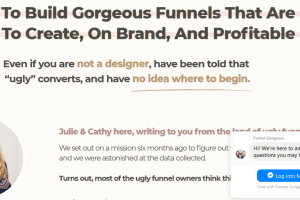 Julie Stoian & Cathy - Funnel Gorgeous Download