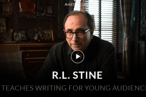 MasterClass - R.L. Stine Teaches Writing for Young Audiences Download
