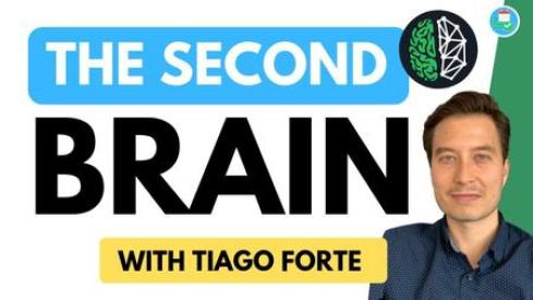 Tiago Forte - Building A Second Brain Download