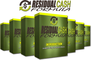Residual Cash Formula Download