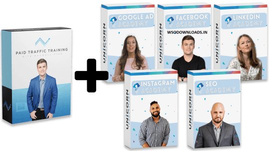 Maxwell Finn - Paid Traffic Training 2020 + Bundles Courses Download