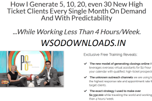 Ravi Abuvala – Scaling with Systems 2.0 Download
