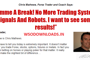 Chris Mathews - The Trader's Mindset Download
