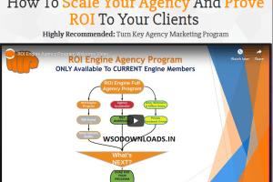 Matt Plapp – ROI Engine Full Agency Program Download