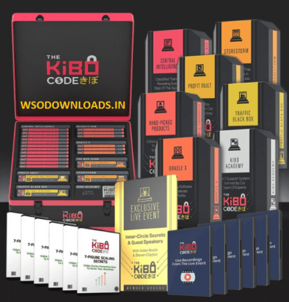 Steve Clayton And Aidan Booth – The Kibo Code Download