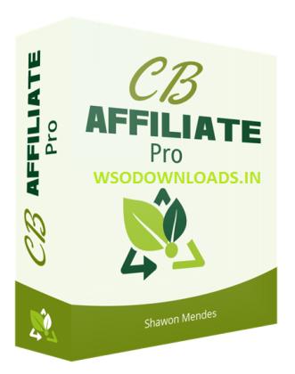 CB Affiliate Pro Download