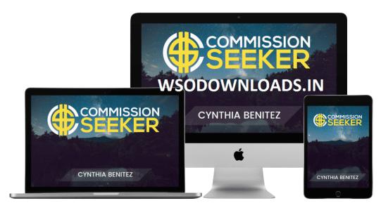 Cynthia Benitez - Commission Seeker Download