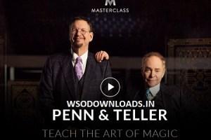 MasterClass - Penn & Teller Teach the Art of Magic Download