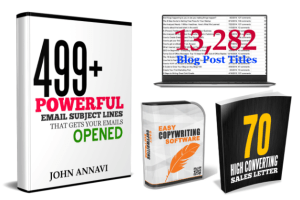 499+ Irresistible and Evergreen Copywriting Headlines Download