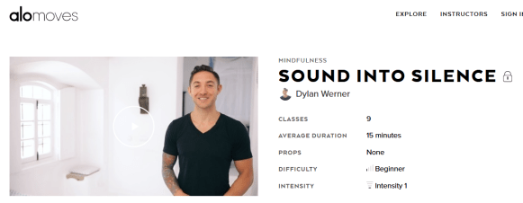 Dylan Werner - AloMoves - Sound Into Silence Download