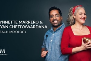 MasterClass - Lynnette Marrero & Ryan Chetiyawardana Teach Mixology Download