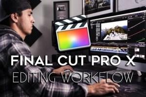 Fulltime Filmmaker - Final Cut Pro X Editing Workflow Download