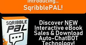 Sqribble Pal – Auto-Chatbot Free Download