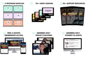 Vanessa Lau – BOSSGRAM Academy Download