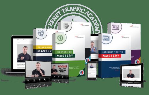 Vick Strizheus – Internet Traffic Academy Download