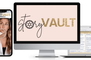 Elise Darma – Story Vault & Sales Vault Download