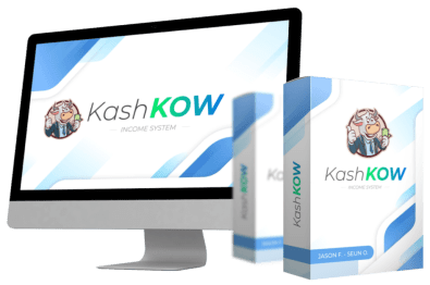 Jason Fulton - Kash Kow Income System Free Download