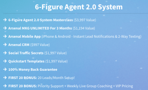 Jason Wardrope - Seller Leads Mastery Course & 6-Figure Agent 2.0 System Download