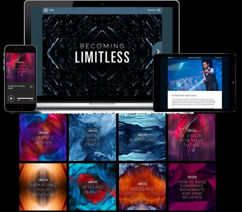 MindValley – Vishen Lakhiani – Becoming Limitless Download
