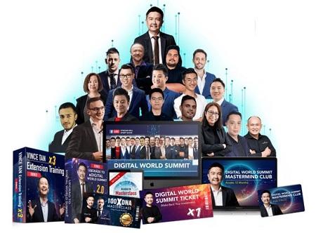Vince Tan - Digital World Summit Download