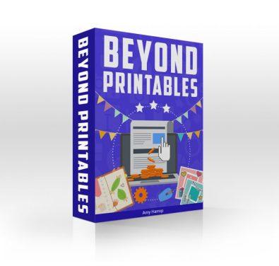 Amy Harrop - Beyond Printables 2020 + Bonuses Free Download
