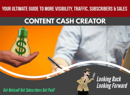 Content Cash Creator Free Download
